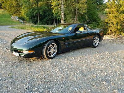 gebraucht Chevrolet Corvette 5.7 LS1 A (Coupé) ab MFK