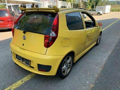 gebraucht Fiat Punto 1.8 16V Emotion