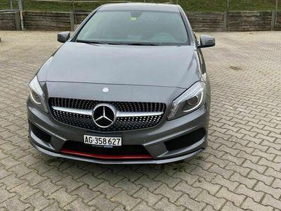 gebraucht Mercedes A250 A-Klassesport 7G