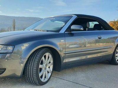 gebraucht Audi A4 Cabriolet A4 Cabriolet 1.8 Turbo 1.8 Turbo