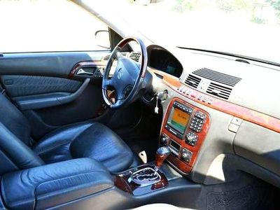 gebraucht Mercedes S500L S-Klasse MERCEDESTopzustand!