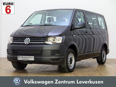 gebraucht VW T6 Kombi 2.0 TDI KR DSG 9SITZER NAVIGATION KLIMA