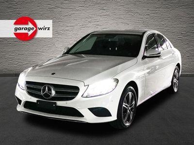 gebraucht Mercedes C200 Swiss Star Avantgarde 4Matic 9G-Tronic
