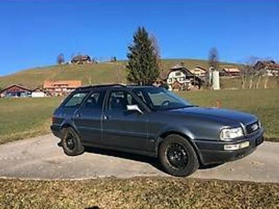 gebraucht Audi 80 Avant Quattro 2,6l