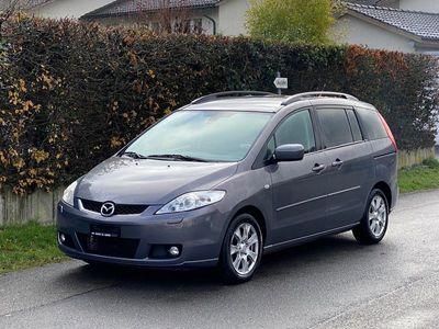gebraucht Mazda 5 2.0 Diesel ab MFK 7 Plätze