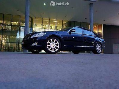 gebraucht Mercedes S500 S-Klasse Mercedesab Mfk 1.20