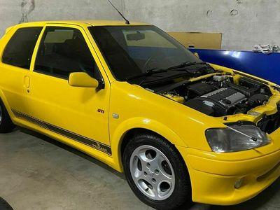 gebraucht Peugeot 106 106 GtiGti