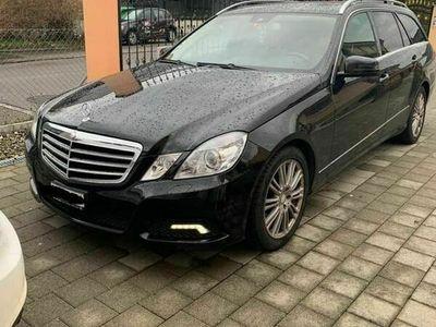 gebraucht Mercedes E500 E-Klasse E500T E-Klasse