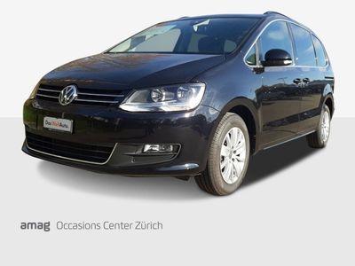 gebraucht VW Sharan 2.0 TDI BMT Comfortline 4Motion DSG