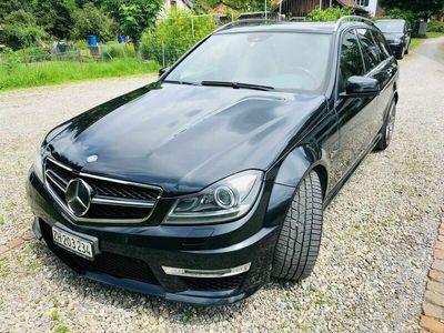 gebraucht Mercedes C63 AMG AMG Avantgarde Speedshift MCT