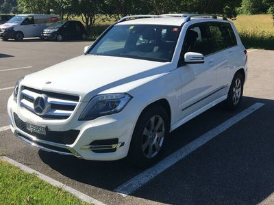 gebraucht Mercedes GLK220  -BENZBlueTEC Swiss Star Ed. 4Matic 7G-Tro.