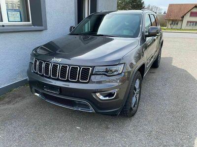 gebraucht Jeep Grand Cherokee Grand Cherokee 3.0 CRD Limited Automatic3.0 CRD Limited Automatic