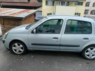 gebraucht Renault Clio Clio 1.6 benzin 2003 b.j. 11/2018 MFK1.6 benzin 2003 b.j. 11/2018 MFK