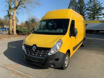 gebraucht Renault Master Master T35 2.3dCi 125 L3H3T35 2.3dCi 125 L3H3