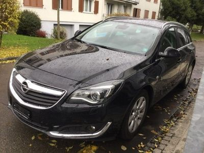 gebraucht Opel Insignia SPORTS TOURER 1.6 TURBO EDITION AUTOMATIC 170 PS