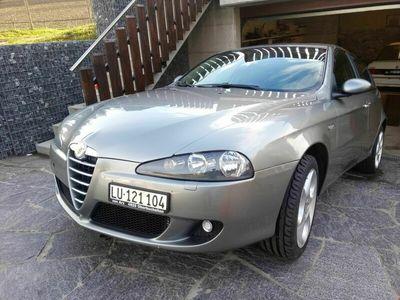 gebraucht Alfa Romeo 147 2.0 TS Distinctive Selespeed