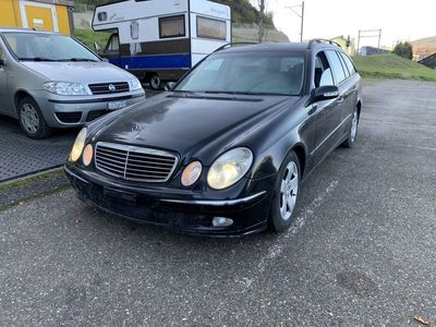 gebraucht Mercedes E240 E-Klasse MercedesAvantgarde B04