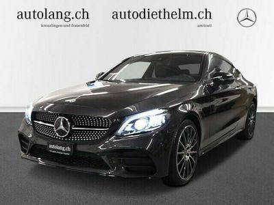gebraucht Mercedes C300 AMG Line 4Matic Coupé