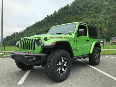 gebraucht Jeep Wrangler 3.6L JL Rubicon 4x4 Mojito