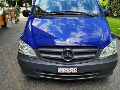 gebraucht Mercedes Vito 113 CDI Blue Efficiency A