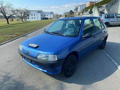 gebraucht Peugeot 106 1.4 Suisse (XT)