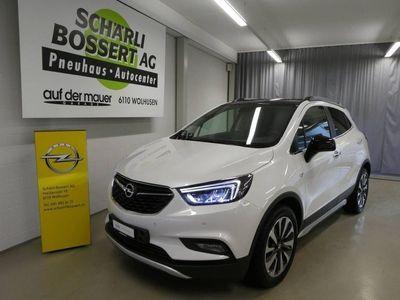 gebraucht Opel Mokka X 1.6 CDTI 4x4 Design Ed. S/S