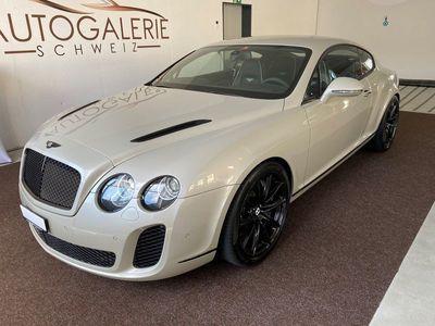 gebraucht Bentley Continental Supersports 6.0 * Sonderlackierung *