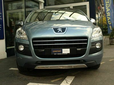 gebraucht Peugeot 3008 3008 2.0 HDi HYbrid4 104g2.0 HDi HYbrid4 104g