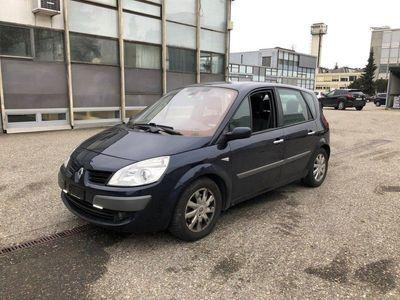 gebraucht Renault Scénic 2.0 dCi Dynamique Automatic