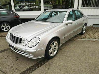 gebraucht Mercedes E500 4matic
