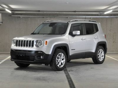 gebraucht Jeep Renegade 1.4 170 MultiAir Limited AWD