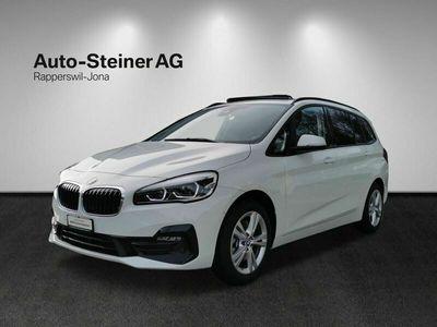 gebraucht BMW 220 Gran Tourer  d xDrive Steptronic Sport Line