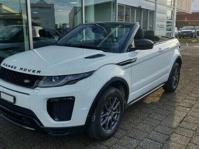 gebraucht Land Rover Range Rover evoque Convert. 2.0Si4 HSE Dynamic AT9