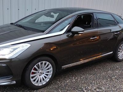 gebraucht DS Automobiles DS5 2.0 HDi SO Chic Automatic