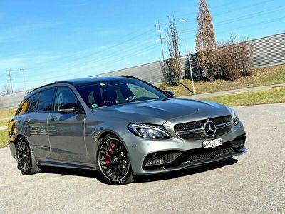 gebraucht Mercedes C63 AMG C-KlasseAMG S Kombi