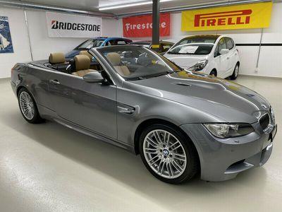 gebraucht BMW M3 Cabriolet 3er E93 mit erst 46'500 Km