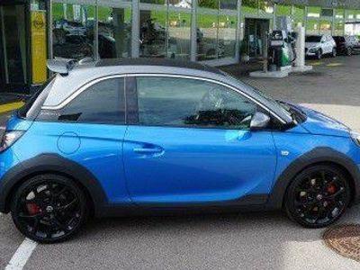 gebraucht Opel Adam 1.4 Turbo ROCKS S- Ratenzahlung möglich