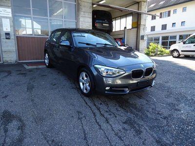 gebraucht BMW 116 1er i Sport Line