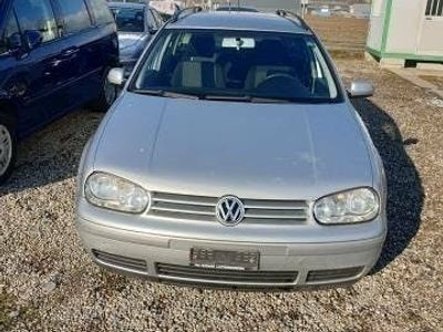 gebraucht VW Golf VARIANTE 1.6 BENZINER, KM 207000