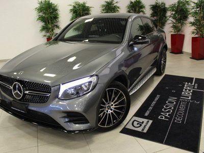 gebraucht Mercedes 300 GLC CoupéAMG 4Matic