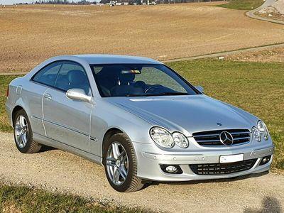gebraucht Mercedes CLK200 Kompressor Coupé