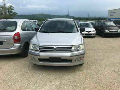 gebraucht Mitsubishi Space Wagon Space W 2.4 GLX Edition