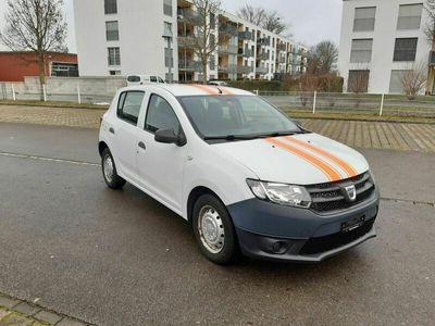 gebraucht Dacia Sandero Sondero 12 benzin