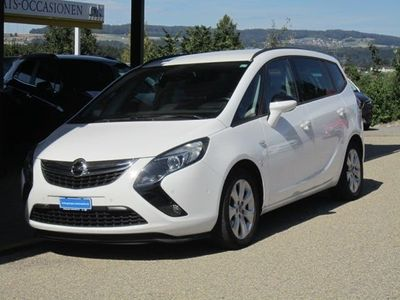 gebraucht Opel Zafira Tourer 1.6 CDTI 136 eF Drive S/S