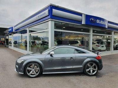 gebraucht Audi TT RS TTS / TTRSCpé 2.5 TFSI quatt
