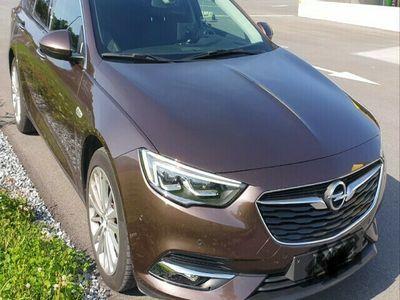 gebraucht Opel Insignia 2.0 BiDTI Sports Tourer Exclusive 4WD Auto