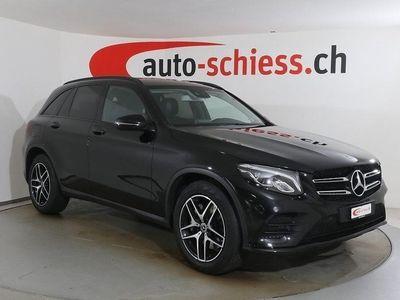 gebraucht Mercedes GLC250 GLC-KlasseAMG Line 4Matic