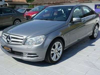 gebraucht Mercedes C250 C-KlasseCGI BlueEfficiency Avantgarde Automatic