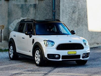 gebraucht Mini Cooper Countryman ALL4 Steptronic