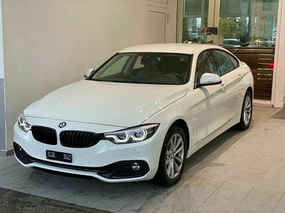 gebraucht BMW 420 Gran Coupé 4er i xDrive Steptronic Sport Line